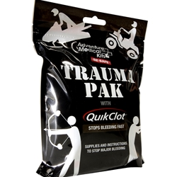 AMK - Sportsman Trauma Pak with QuikClot®