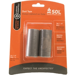 "Survive Outdoors Longer Duct Tape (2"" - 50"" Rolls)"