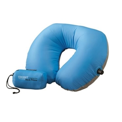 Cocoon Ultralight Air - Core Neck Pillow Light Blue / Grey