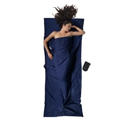 COCOON Travel Sheets Twilight Blue