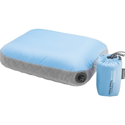 Cocoon Ultralight Air - Core Travel Pillow Light Blue / Grey