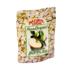 Natural High Pure Organic Freeze Dried Apples