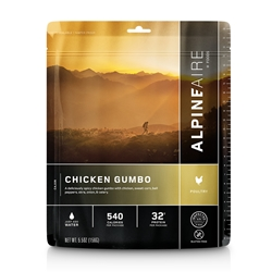 AlpineAire Foods Chicken Gumbo - 2 Servings