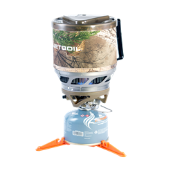 JetBoil MiniMo Cooking System RealTree