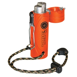 UST Trekker Stormproof Lighter, Orange