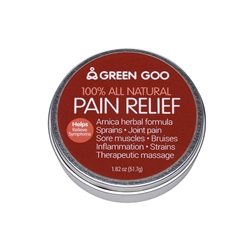 Green Goo Pain Salve Arnica Large Tin - 1.82oz