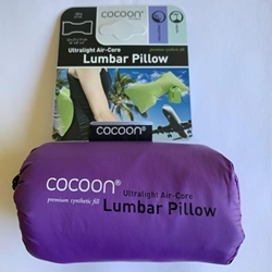 Cocoon Air-Core Ultralight Lumbar Support Pillow Green