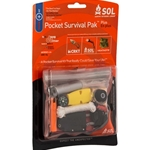 Survive Outdoors Longer Pocket Survival Pak Plus