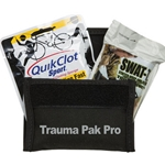 Adventure Medical Kits Trauma Pak Pro with QuikClot & SWAT