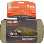 Survive Outdoors Longer Escape Bivvy - OD Green