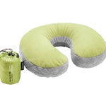 Cocoon Ultralight Air - Core Neck Pillow Wasabi / Grey