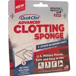 QuikClot Advanced Clotting Sponge 25G