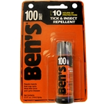 Ben's 100 Max Tick & Insect Repellent Mini Spray 0.5 Oz