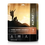 AlpineAire Foods Three Berry Crumble - 2 Servings